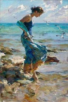 Paintings by Michael and Inessa Garmash   Cuded #paintings #michael #inessa garmash