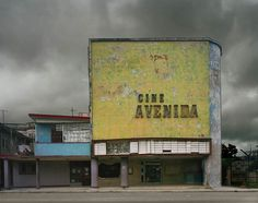 Michael Eastman › Cuba #cuba #eastman #photography #architecture #michael