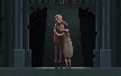 Pixel Art. 2014. on Behance