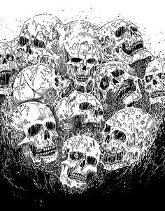 Tumblr #skull