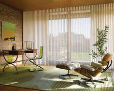 #blinds #mid century #eames #mid century modern