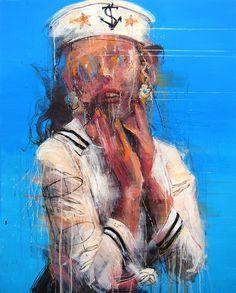 Kim Byungkwan Art 1 #byungkwan #kim #painting