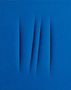 Lust Love Lost : ルーチョ・フォンタナ/Lucio Fontana作品画像コレクション - NAVER まとめ #art