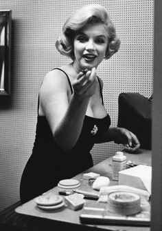 "laviearose: ""Marilyn Monroe """