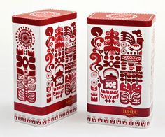Paulig Coffee #packaging #annukka #sanna