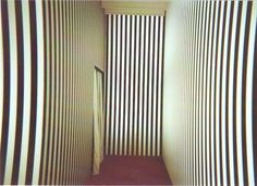 rayures.jpg (JPEG Billede, 496x360 pixels) #walls #stripes #room