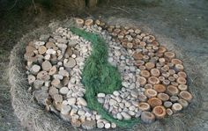 land Art Canada por Ten Siempre Flores #land #art