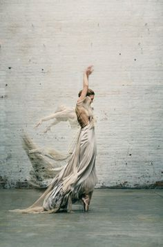 savannah lowery by mk sadler #woman #movement #blur #dance #photography #art #dress #beauty