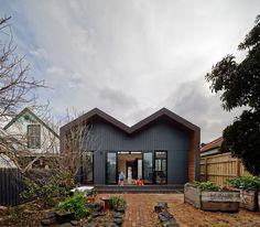 M HouseMAKE Architecture - A successful modification for more natural light - HomeWorldDesign (2) #interior #house #design #melbourne #architecture