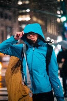 #StormFaces: Powerful Street Portraits of New Yorkers by Jeremy Cohen