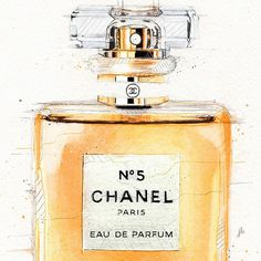 Chanel N°5 on Behance
