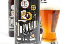 Forward, beer, bottle