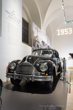 EMW 340/2 - 1952 by Perico001 EMW : Eisenacher Motorenwerk The BMW plant in Eisenach was a Soviet state-owned enterprise up until 1952. The factory started manufacturing pre-war passenger cars again in 1946. A newly designed passenger car - the BMW...