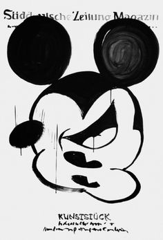 F C H i C H K 'L #illustration #poster #borsche #mirko #typography