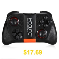 MOCUTE #- #050 #Bluetooth #Gamepad #Joystick #- #BLACK