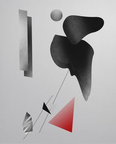 abstract on Behance #form #graphic #image