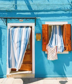 #colourfulhouses: Vibrant Street Photography by Colourspeak Kerry