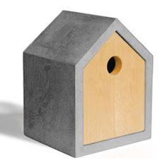 Birdhouse ROHBAU #make