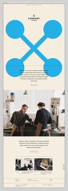 website, abstract, bold, blue, sandow, photo, web, site