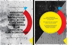 The Danish Entourage the Emperor of Antarctica #design #graphic