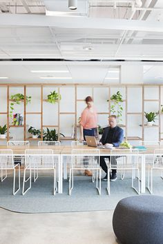 New Contemporary Workspace by Woods Bagot for ADCO in Melbourne 8