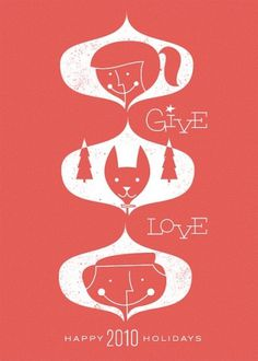 Give Love! | Flickr: Intercambio de fotos #illustration #vintage