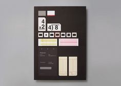 Manual — Process Journal #print #poster #polaroid