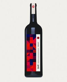 Student Work – Joschko Hammermann | Lovely Package #packaging #wine