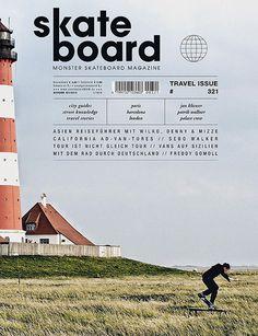 Skateboard MSM #cover #magazine