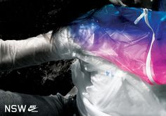 Nike NSW - Aqua Terra #branding