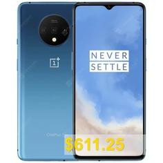 Oneplus #7T #4G #Phablet #6.55 #inch #Oxygen #OS #Based #Octa #Core #8GB #RAM #256GB #ROM
