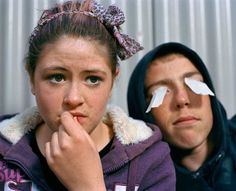 My Last Day at Seventeen: Doug DuBois Captures Irish Teenagers