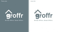 Groffr | Group Offers, Great Offers Logo Design