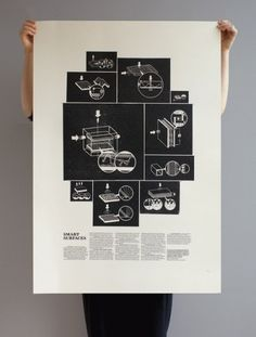 Effektive Blog #black #white #poster