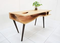 CATable by Hao Ruan offers a work surface for cats and their owners #table