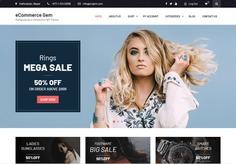 Best free WordPress eCommerce themes