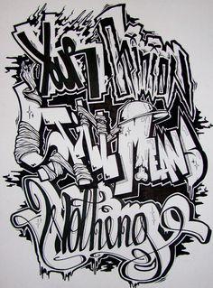John Kaye #graffiti #lettering #typography