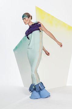 Elisabeth Kiss, Carambolage #fashion