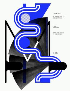 DIMENSION. M : L'escalier on Behance