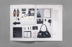 HEYDAYS Recent Projects Special #grid #layout #annual #report