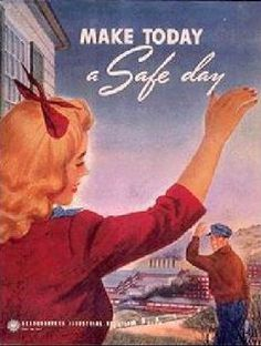 Make Today A Safe Day #art
