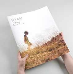 Ryan Edy by Founded #editorial #book #photography