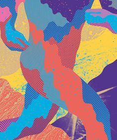 Asics by Antti Uotila — Agent Pekka #antti #illustration #uotila #pekka #asics #agent