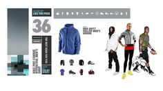 Nike Gear Up on the Behance Network