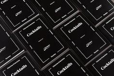 estudi oh! | Cocktails #print #cocktails #black
