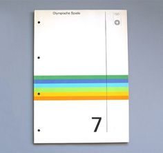 WANKEN - The Blog of Shelby White » Brochures of the 1972 Munich Olympic Games