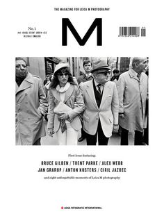 The Magazine for Leica M Photography #editorial