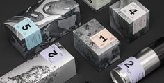barbon packaging cosmetics design beautiful minimal inspiration designblog www.mindsparklemag.com