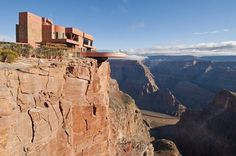 Grand Canyon Skywalk landscape