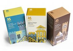 National Trust : Lovely Package . Curating the very best packaging design. #packaging #biscuits #illustration #national #trust